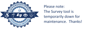 Survey tool is temporarily down